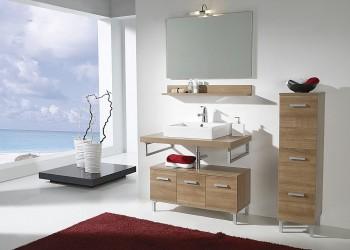Cuarto de baño de diseño.