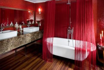 Diseño de baños modernos.