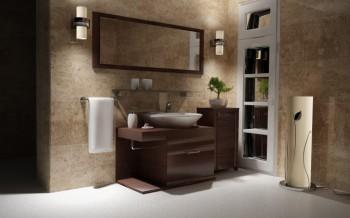 Diseños de baños pequeños.