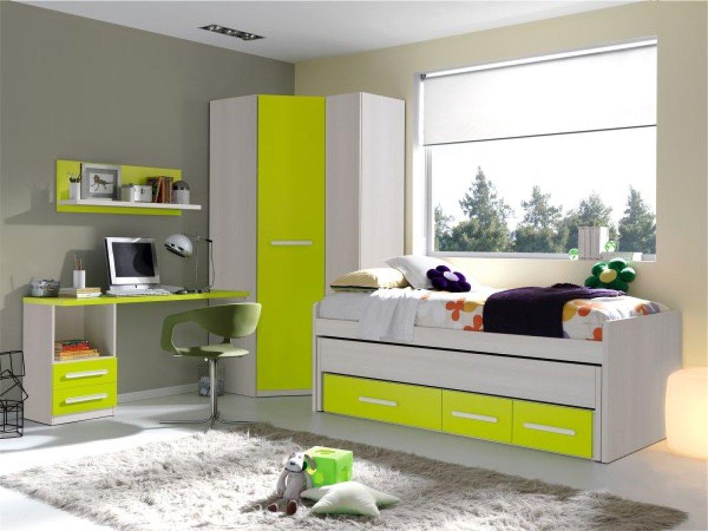 Muebles Para Dormitorios Pequenos Dise Os Arquitect Nicos  # Muebles Tigre Infantiles