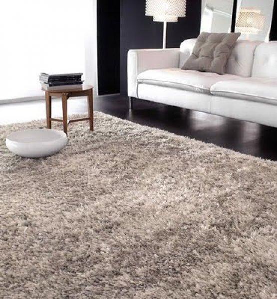 El uso de las alfombras en la decoración.