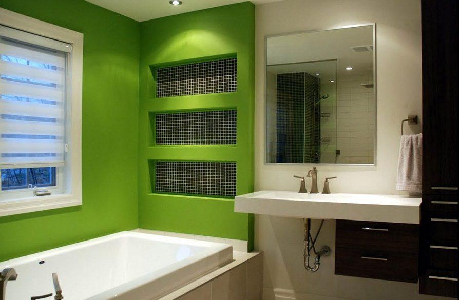 Pintura para baños: ¿Cómo elegirla?