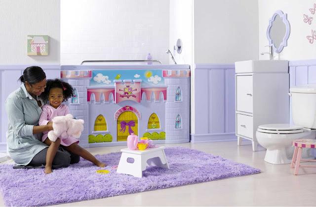 C mo decorar el ba o estrategias de decoraci n for Ideas para decorar banos infantiles