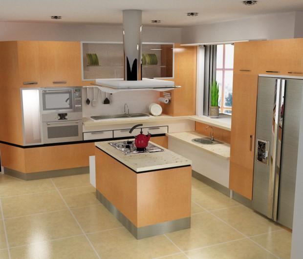 Ideas para decorar la cocina sin gastar mucho dinero.