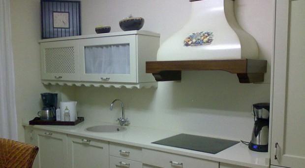 Importancia de la campana en la cocina.
