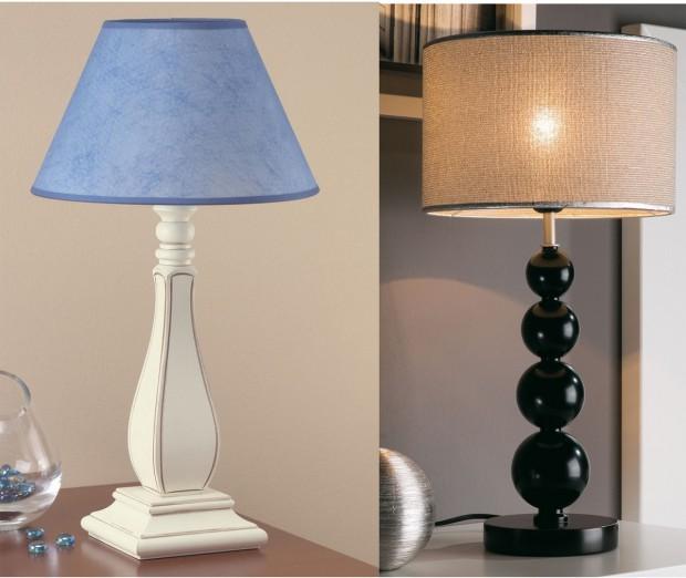 Importancia de las lámparas en la decoración.