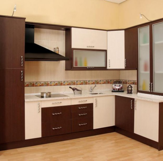 Importancia del uso de alacenas en la cocina.