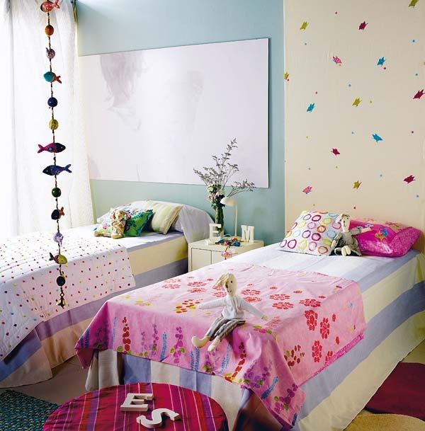Las cortinas, perfecto complemento decorativo en el hogar.