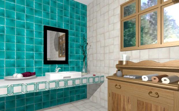 Lo mejor de los azulejos de baño.