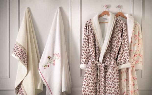 Lo nuevo en textiles de baño.
