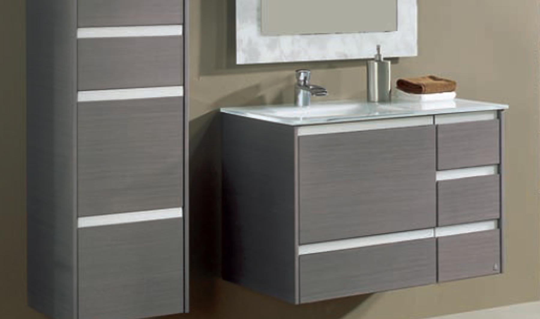 Muebles de ba o utilidad y complementos - Muebles de bano de madera ...