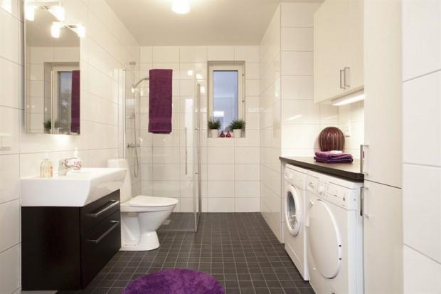 Muebles ideales para el baño.