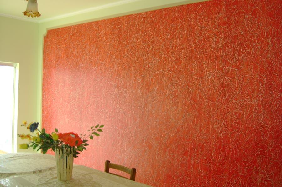 Pinturas y texturas - Como pintar una pared con textura ...
