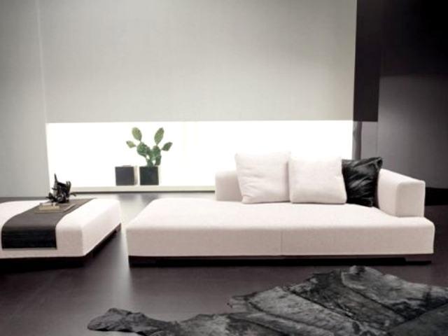 Sof s y sillones c mo elegirlos for Sillones cama modernos