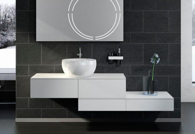 Utilidad de los muebles de baño.