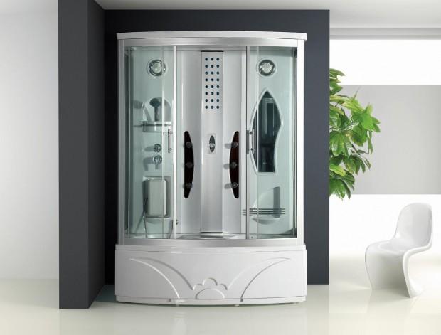 Cabinas de ducha tendencias - Cabinas de duchas de bano ...