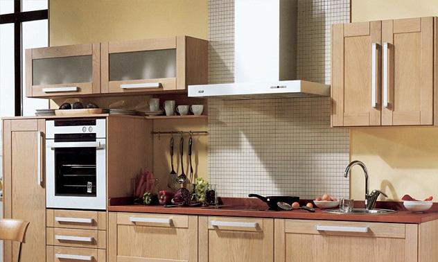 Campanas para cocinas importancia for Cocinas integrales imagenes