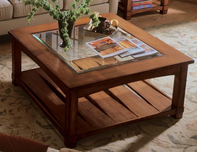 Mesas de centro usos tipos acabados - Decoracion para mesas de centro ...