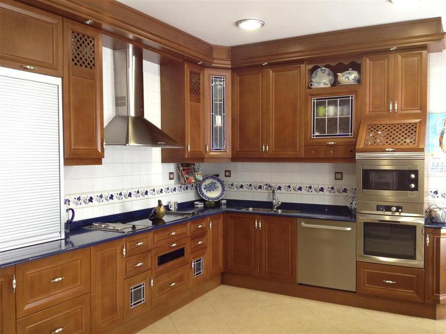 M dulos de cocina muebles y mobiliarios for Modelos de muebles de cocina