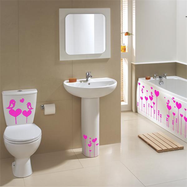 vinilos baños