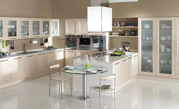 Cómo decorar la cocina con un estilo italiano.