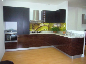 Cocinas modulares.