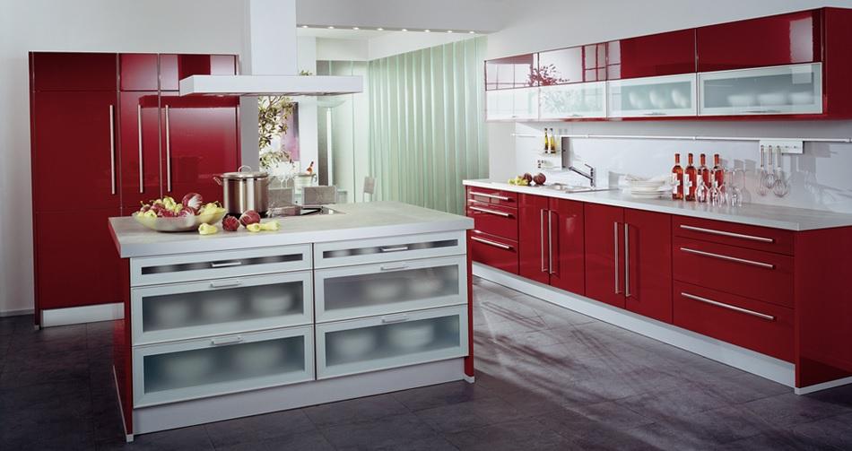 Cocinas con islas dise os y tipos for Ver disenos de cocinas
