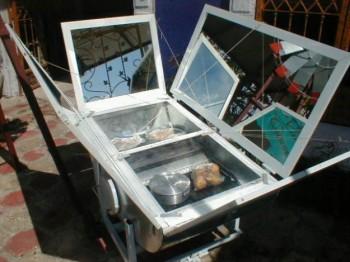 Cocinas solares.