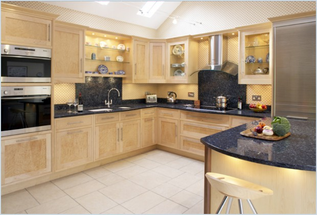 Como decorar la cocina con un estilo contemporáneo.