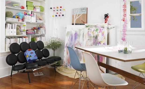 Consejos para diseñar una oficina en casa.