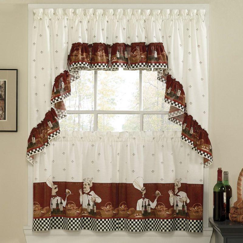 Cortinas para cocina accesorios de gran importancia for Ver cortinas de cocina
