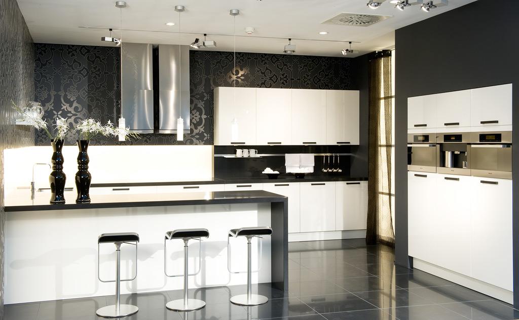 Dise o de cocinas trucos en decoraci n - Decoracion cocinas alargadas ...
