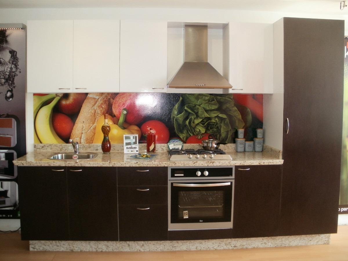 Cocinas modulares dise os reformas y decoraci n for Ver disenos de cocinas
