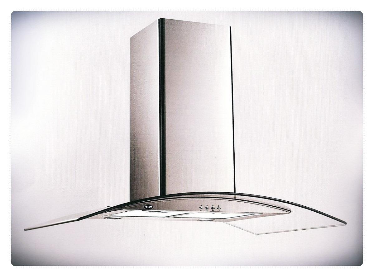 Extractores de cocina el uso de las campanas - Tipos de campanas extractoras para cocina ...