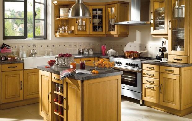 Ideas para remodelar una cocina antigua.