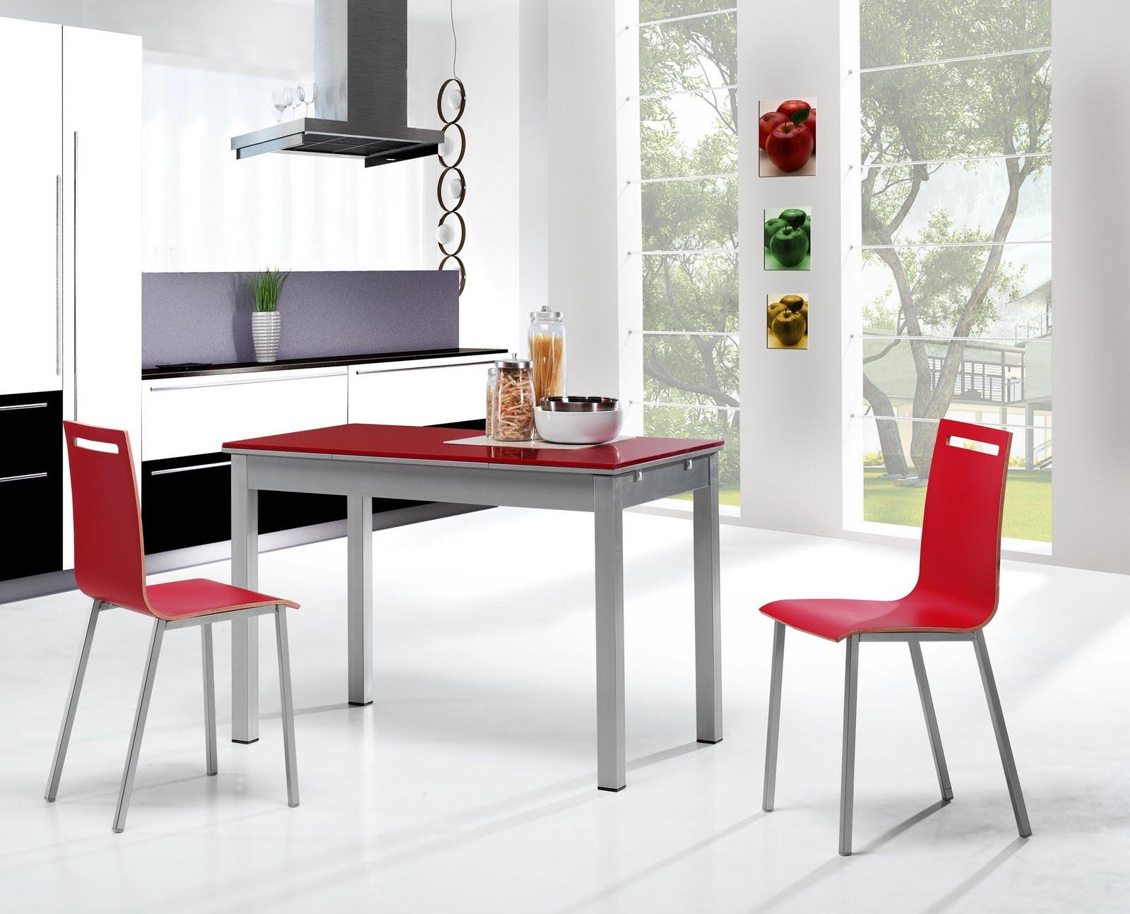 Sillas de cocina los mejores estilos de sillas de comedor for Sillas comedor diseno