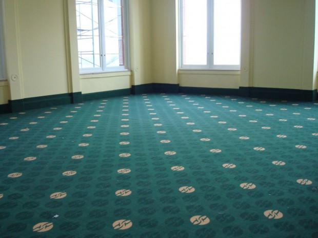 Pisos de cerámica o de alfombra, lo mejor en decoración.