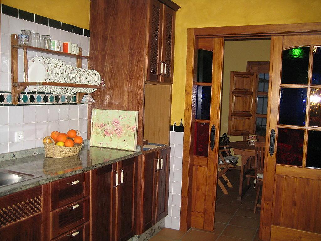 Puertas de cocina que puerta escoger - Cocinas capi ...