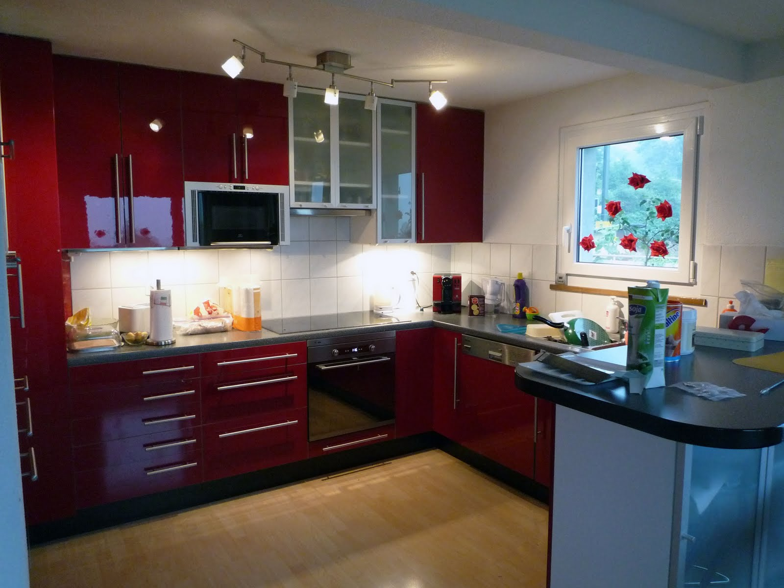 Muebles de cocina baratos tipos de muebles para cocina - Cocinas modernas ikea ...