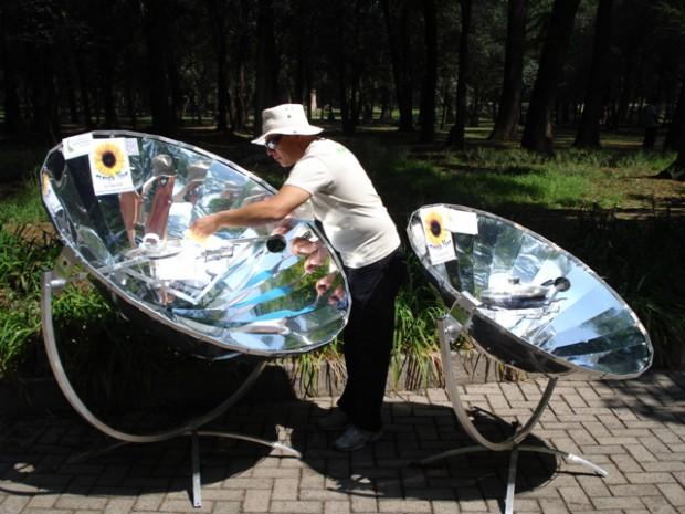Ventajas de las cocinas solares.