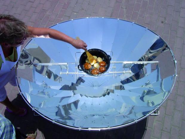 cocinas de sol