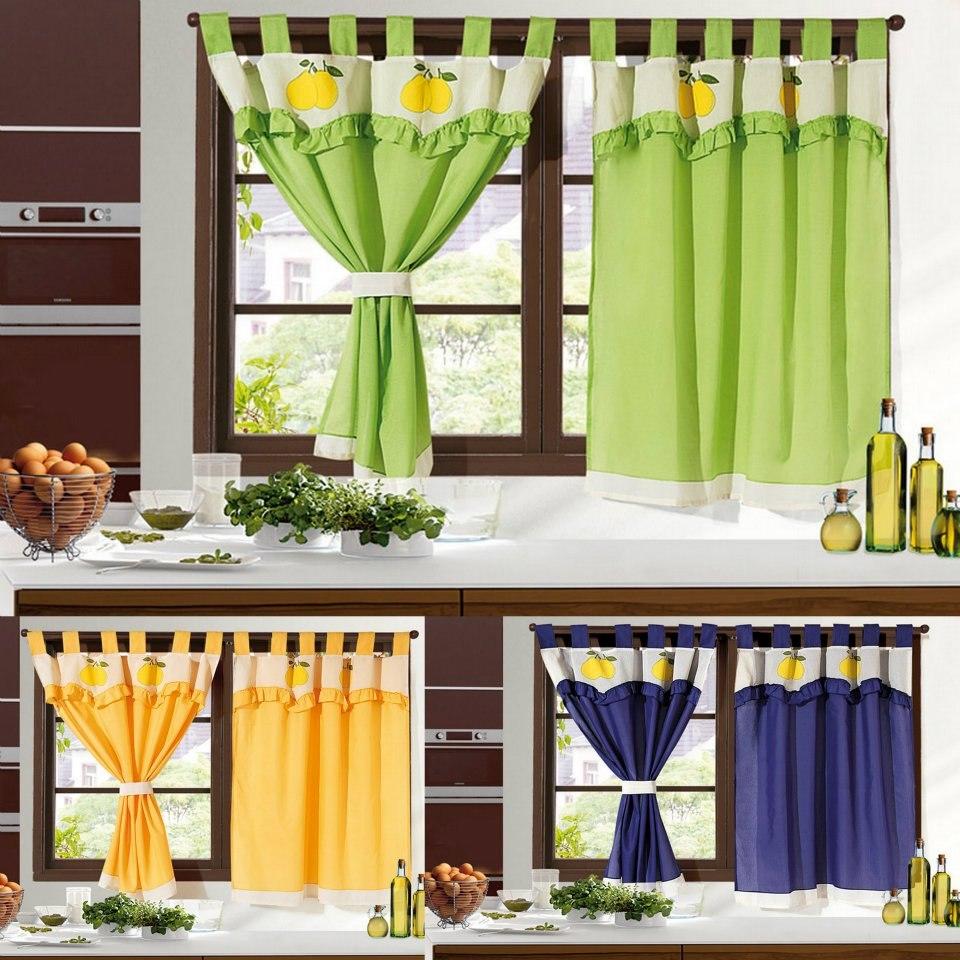 Cortinas para cocina accesorios de gran importancia - Decoracion cortinas cocina ...