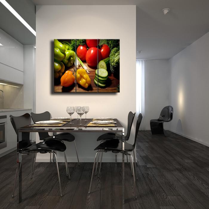 Cuadros para cocina El cuadro ideal para decorar la cocina