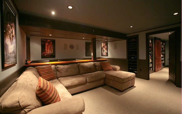 Ideas Para Decorar El Basement