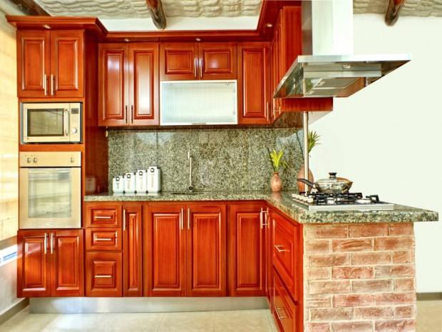 diseño de cocinas empotradas