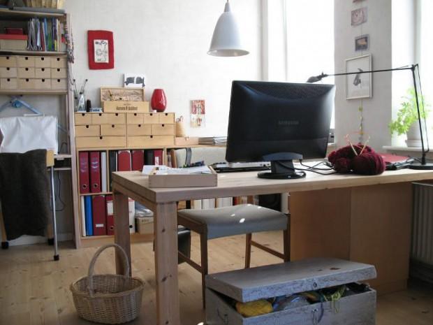 oficinas decoradas en casa