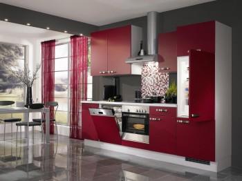 Gabinetes de cocina ideales para el hogar.