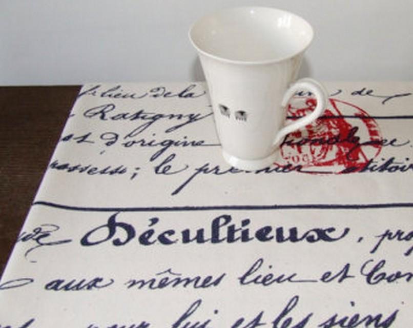 Handwriting Estampados manuscritos en la decoracion  2