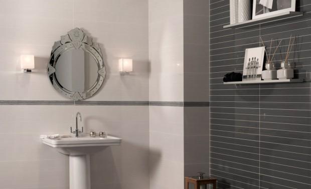 Nueva linea de porcelana para la decoración del baño.