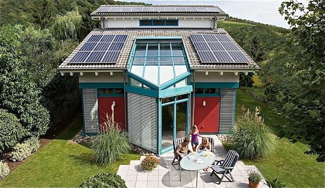tejados futuristas